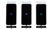 تست سرعت بوت iPhone 5 و iPhone 5c و iPhone 5s