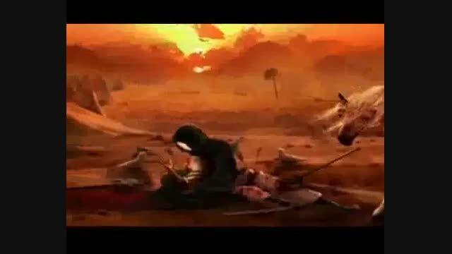 ادب حضرت عباس (ع) - استاد علی اکبر رائفی پور