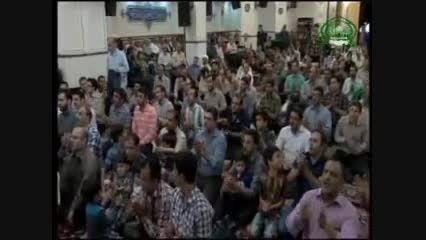 ملا محمد فصولی - ایام شعبانیه 1436 - شب سوم