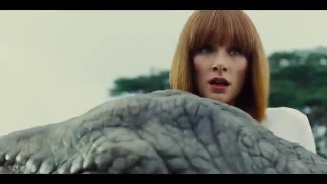 تریلر دوم فیلم دنیای ژوراسیک Jurassic World 2015
