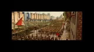 لحظه فتح بابل توسط کوروش هخامنشی بدون خونریزی