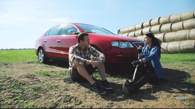 تست و بررسی تخصصی فولکس VW Passat B6