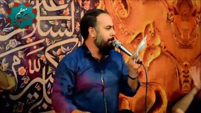 حاج محمد کمیل وحاج محمدشعبانپور -ولادت حضرت علی اکبر(ع)