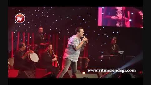 کنسرت رحیم شهریاری؛ محبوب ترین خواننده آذری زبان ایران