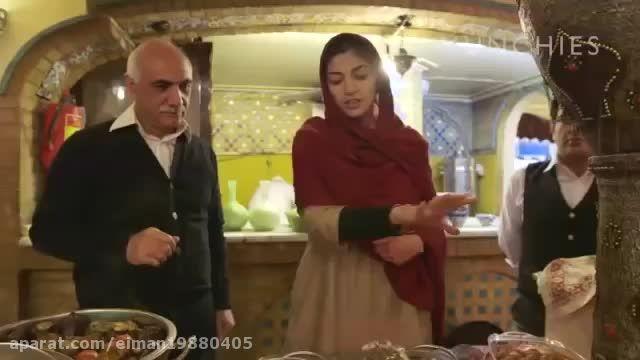 رستوران درتهران خدمته بیش از١٣٠سال رستوران نایب