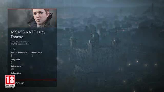گیم پلی «ایوی» در Assassin's Creed Syndicate