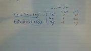 جبر (جمع، ضرب و تجزیه عبارت جبری) – ریاضی هشتم