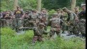 5. مدرسه رنجر آمریكا Ranger School -قسمت پنجم آموزش رزم در جنگل و رزم در شب و... تكاوران