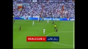 گل اول بارسلونا 1 - رئال مادرید 0 (نیمار)