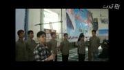 اجرای سرود نسل آفتاب توسط گروه سرود نسیم شهرستان الشتر