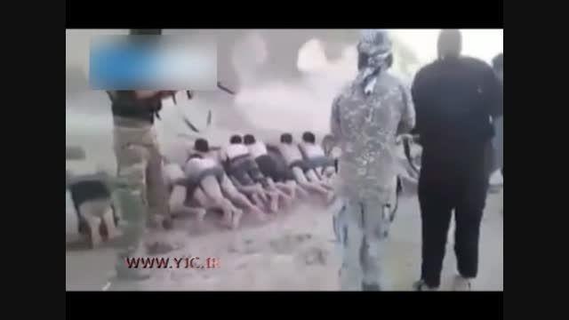 قتل عام 200کودک توسط داعش