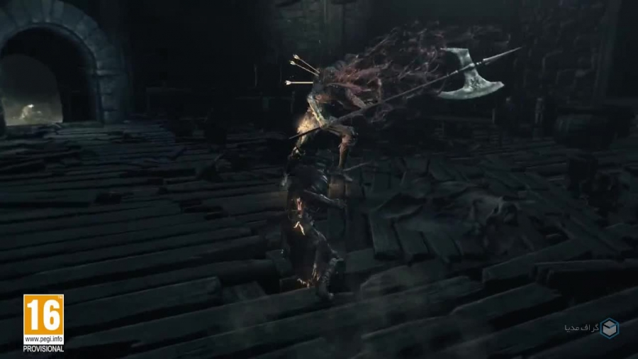 تریلر بازی Dark Souls 3