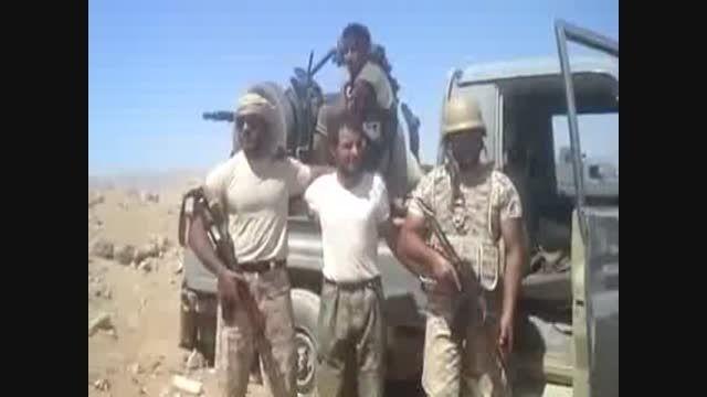 سند اثبات حضور پسر حاکم «دبی» در «مأرب» یمن