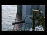 حمله ناو روسی به دزدان دریایی