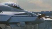 مانور زیبای جنگنده های (اف-18 سوپر هورنت)(میراژ-2000)(اف-5)