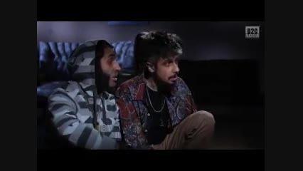 حسین ابلیس در فیلم مهران مدیری