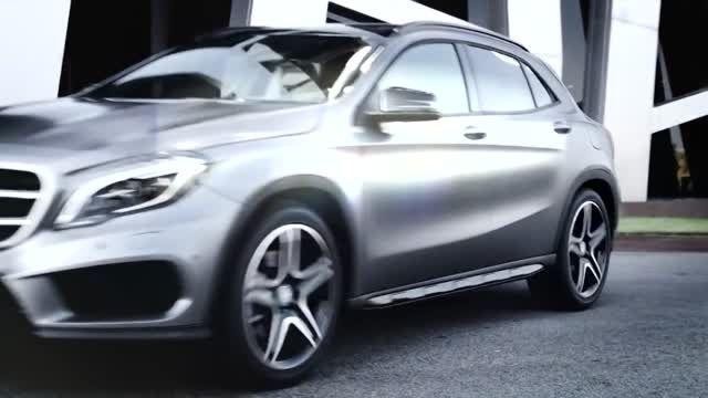 خودرو جدید مرسدس بنز  2015 GLA 220 CDI