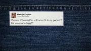 دیگر نگران خم شدن  آیفون 6 اپل نباشید!