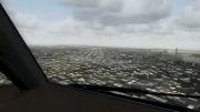 سر حد واقعیت در شبیه ساز!فرود بویینگ 77 در فرودگاه دبی
