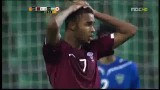 بدترین سوتی در فوتبال (باز هم شاهکاری دیگر از بازیکنان قطر)