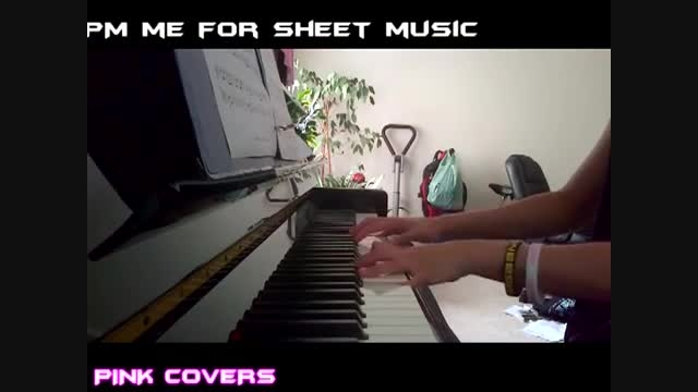 nuest - piano cover - hello song - for J.R birthday