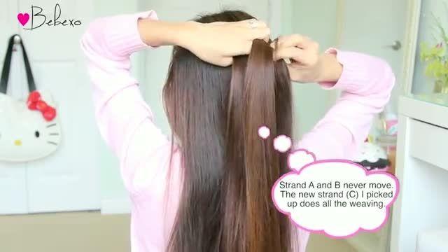مدل موی نیمه بسته برای دورهمی های دخترونه