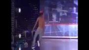 رقص باحال در مسابقه گات تلنت