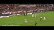 بایرن مونیخ 2 - 0 سائوپائولو/ چهارجانبه Audi Cup 2013