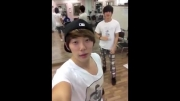 u-kiss japan ive tour 2013 are u ready?chapter1