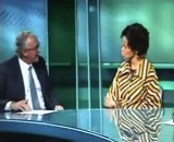 درگیری با خانوم در برنامه زنده