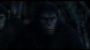 اولین تریلر منتشر شده ار فیلم سیاره میمون ها-2