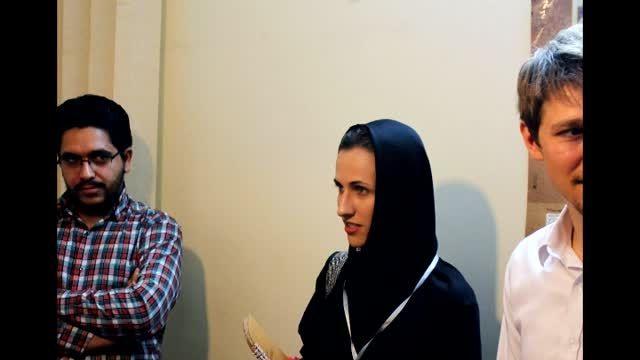 بازدید متروپلیس از گروه مشاوران جوان شهرداری مشهد