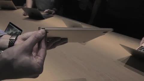نگاه نزدیک به مک بوک جدید اپل