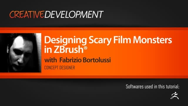 Designing Scary Film Monsters in ZBrush