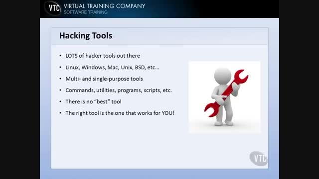 آموزش CEH v8 – قسمت دهم–  ابزار های هک قانونمند