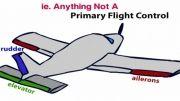 سطوح کنترلی ثانویه هواپیما