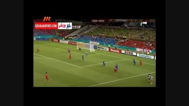گلهای مرحله گروهی جام ملت های آسیا