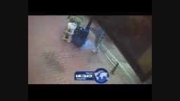 تیراندازی وقتل توسط یک مرد فلج بدون پا..