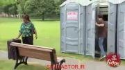 دوربین مخفی چاه دستشویی