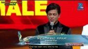جایزه مکمل مرد شاهرخ خان برای چنای اکسپرس 2014