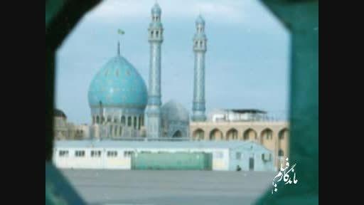 مناجات امام زمان حاج شهروز حبیبی در شهر زاویه