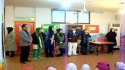 مجریان طرح آموزش کودک به کودک تهران