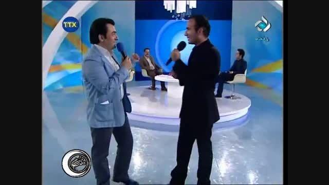 طنزو کمدی خنده دار و بسیار دیدنی در تلویزیون-حسن ریوندی