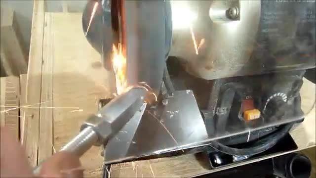 ساخت دستگاه تراش چوب و یا خراطی چوب