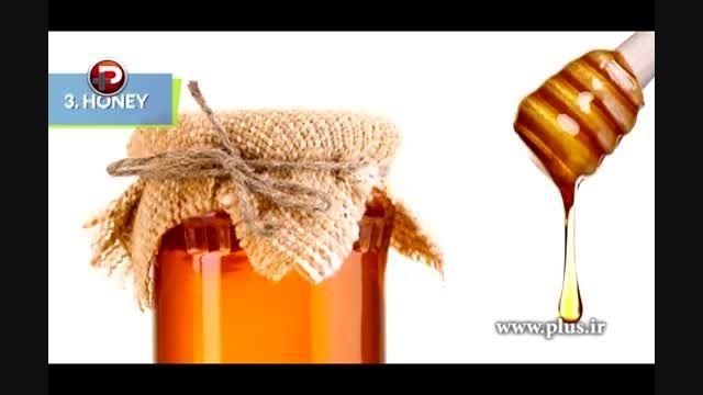 به وقت بیماری، این مواد غذایی زودتر خلاص تان می کند