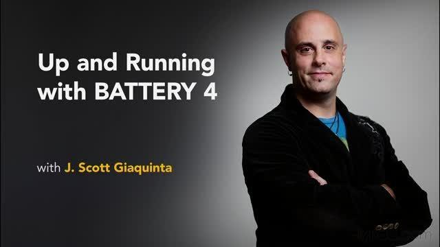آموزش Battery 4 ، یکی از بهترین برنامه های پرکاشن