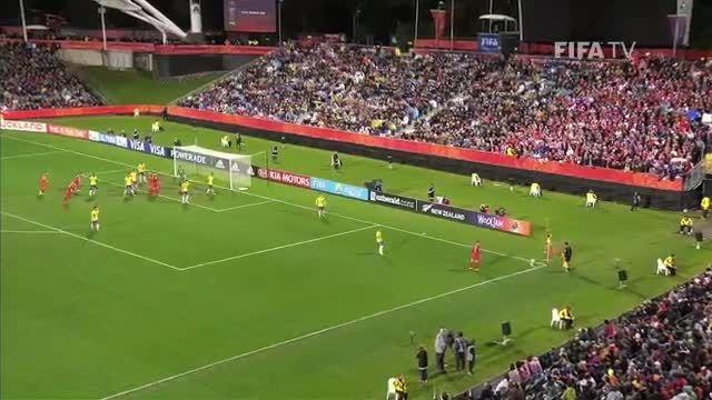 فینال : برزیل 1 - 2 صربستان (جام جهانی زیر 20 ساله ها)