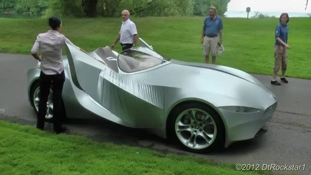 لاجکس کانسپت - کانسپت BMW GINA