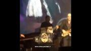 کلیپ پیانو زدن مرتضی پاشایی در کنسرت 22 مهر تهران
