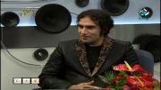 مصاحبه با رضا یزدانی در برنامه ساعت25شب قسمت اول